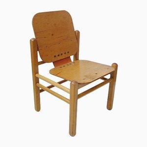 Chaise pour Enfant d'Allemagne de l'Est Modèle Heidi Vintage par Hans Brockhage