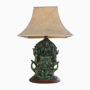 Lampe Buddha, France, 1960s