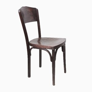 Vintage Czech Bentwood Chair from Tatra