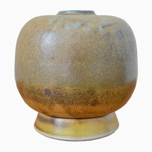 Vase en Céramique d'Ursula Schmidt, Allemagne 1981
