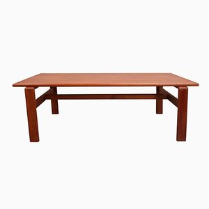 Danish Teak Coffee Table from Komfort, 1960s