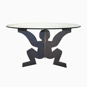 Italian Cerberino Dining Table by Maurizio Cattelan, 1990s