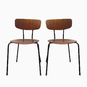 Mid-Century Chairs, Set of 2