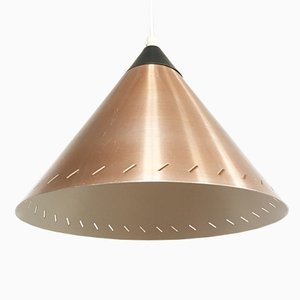 Scandinavian Pendant Lamp from Fog and Morup, 1970s