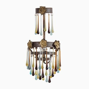 Vintage Waterfall Wall Light