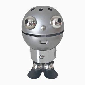 Italienische Roboter Lampe, 1970er