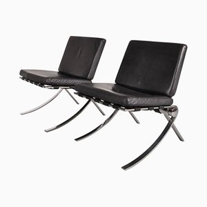 Padaro Lounge Chairs by Paul Tuttle for Strässle, 1960s, Set of 2