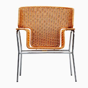 Mid-Century Dutch Armchair by Dirk van Sliedregt for Rohe Noordwolde