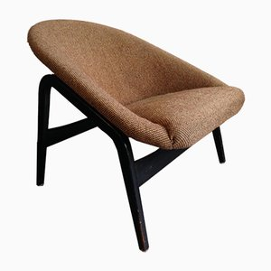 Columbus Easy Chair by Hartmut Lohmeyer for Artifort, 1960s
