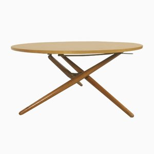 Movex Table by Jürg Bally for Wohnhilfe Zürich, 1950s