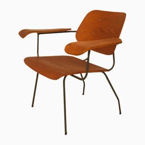 Model 8000 Armchair by Tjerk Reijenga for Pilastro, 1950s