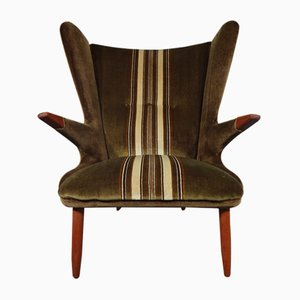Mid-Century Blinder Armchair by Svend Skipper for Skippers Møbler