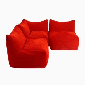 Le Bambole Modular Sofa by Mario Bellini for B&B Italia, 1970s