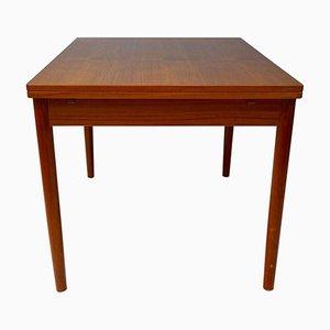 Table de Salle à Manger en Contreplaqué Teck par Niels O. Møller pour J.L. Møllers
