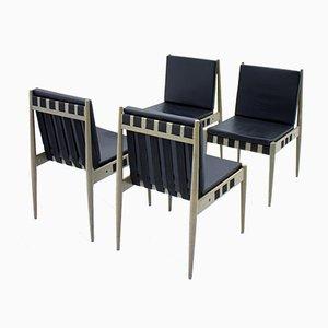 SE 121 Stühle von Egon Eiermann für Wilde & Spieth, 1965, 4er Set