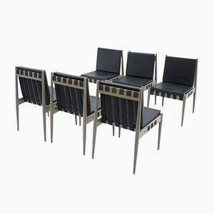 SE 121 Chairs by Egon Eiermann for Wilde & Spieth, 1965, Set of 6