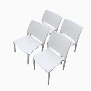 Sedie moderne, anni '80, set di 4