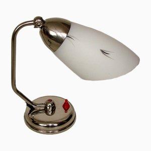 Polnische Art Deco Lampe, 1940er