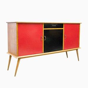 Kubistisches Mid-Century Sideboard