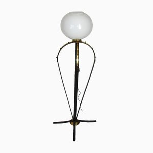 Lampadaire Mid-Century Moderne, 1970s