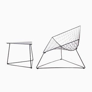 Fauteuil Oti par Niels Gammelgaard pour IKEA, 1980s