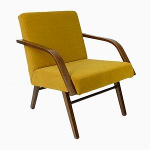 Fauteuil Vintage Jaune, 1960s