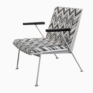 Mid-Century Oase Chair by Wim Rietveld for Ahrend de Cirkel