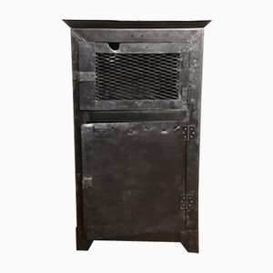 Vintage Industrial Workshop Cupboard