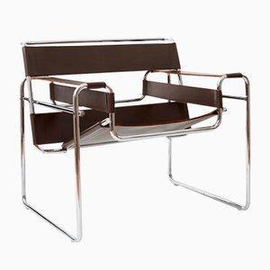 B3 Wassily Sessel von Marcel Breuer für Gavina