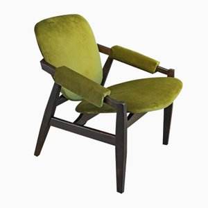 Vintage Italian Armchair from Pizzetti, 1960s