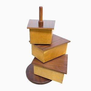 Caja de la costura de Cees Braakman para Pastoe, años 50