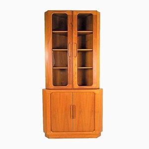Danish Teak Corner Cupboard from Vantinge Mobelindustri, 1970s