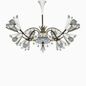 Viennese Chandelier by Emil Stejnar for Rupert Nikoll, 1950s