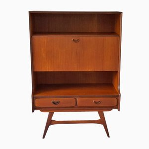 Mid-Century Secretaire by Louis Van Teeffelen for Webe