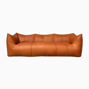Vintage Le Bambole Three-Seater Sofa by Mario Bellini for B&B Italia