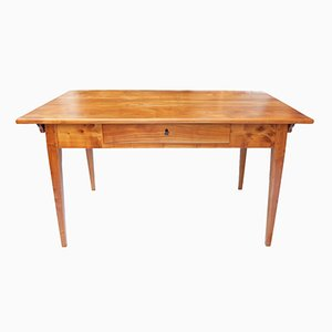 Antique Biedermeier Table