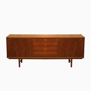 Credenza Mid-Century in palissandro