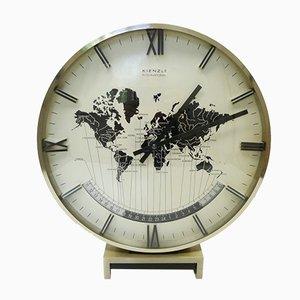 Horloge Internationale par Heinrich Möller pour Kienzle, 1970s