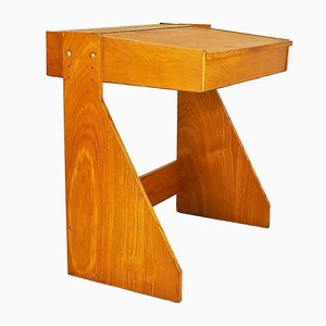 Polish Constructivist Desk from Cepelia, 1970s