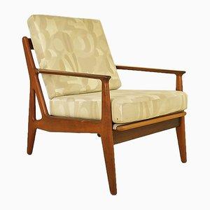 Club chair modello 6 di Arne Vodde per Vamo Sonderborg, Danimarca, anni '50