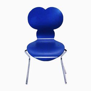 Pantoflex Mickey Mouse Stuhl von Verner Panton für vs Möbel, 1994