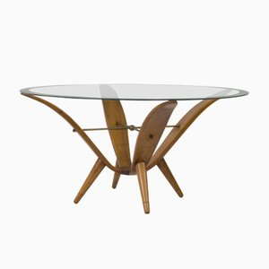 Table Basse Moderne Mid-Century, Italie, 1950s