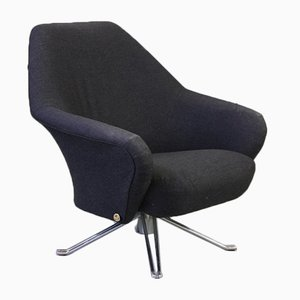 Vintage Model P32 Swivel Chair by Osvaldo Borsani for Tecno