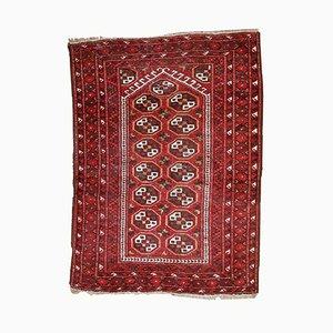 Handgemachter Afghanischer Ardaskand Gebetsteppich, 1920er