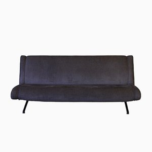 Mid-Century D70 Sofa Bed by Osvaldo Borsani for Tecno