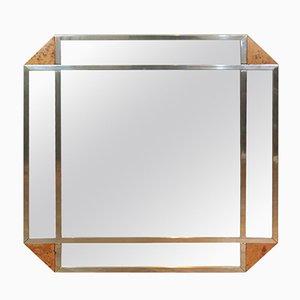 Großer Spiegel von Gianluigi Gorgoni, 1975