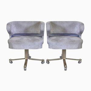 Pony Chairs from Formanova, 1970s, Set of 2
