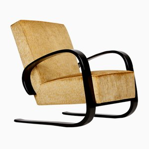 Cantilever Lounge Chair by Miroslav Navratil for Spojene UP Zavody, 1950s