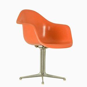 Sedia DAX in fibra di vetro di Charles & Ray Eames per Herman Miller, anni '70