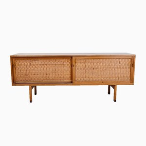Vintage Ry-26 Oak Sideboard by Hans J. Wegner for Ry Møbler